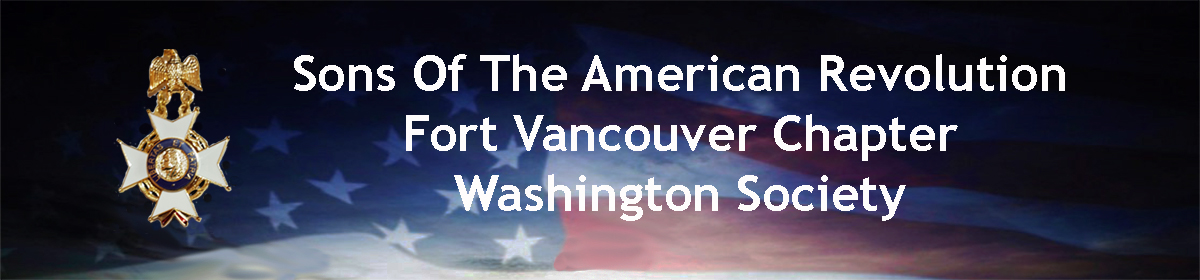 Fort Vancouver Chapter Washington Society